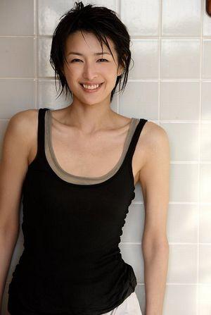 女神の美貌、吉瀬美智子の素顔